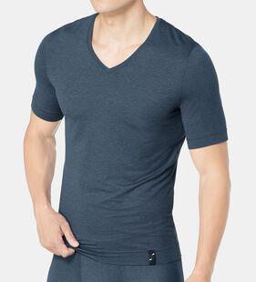 S BY SLOGGI SOPHISTICATION Herren Shirt mit kurzem Arm